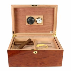 Quality Importers Milano humidor