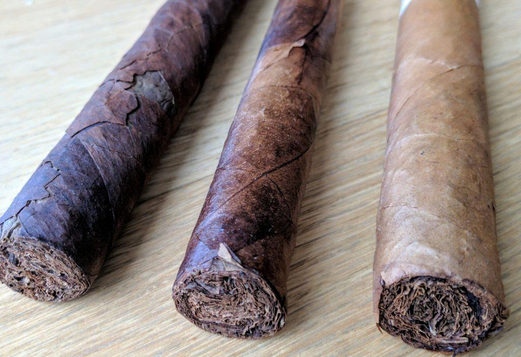 dry humidor cigars