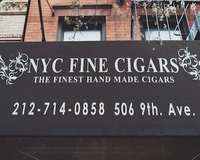 NYC Fine Cigars