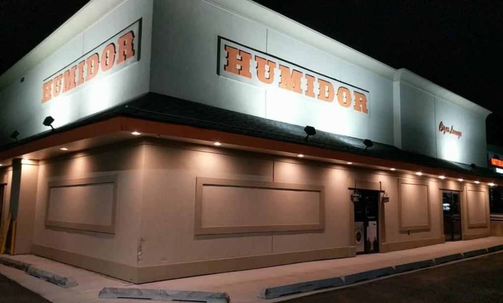 humidor westmont storefront